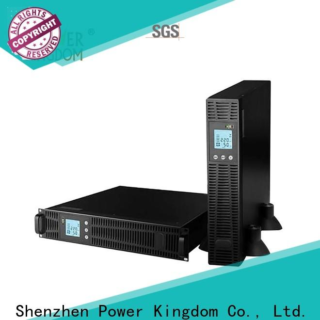 Power Kingdom High-quality computer ups battery capacity for business for medical equipment