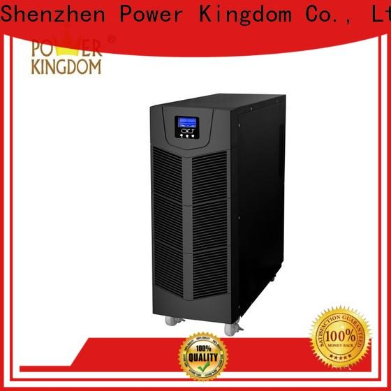 Power Kingdom High-quality 20 kva ups manufacturers for production equipment