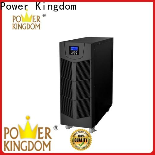 Power Kingdom 3kva online ups Supply for medical equipment