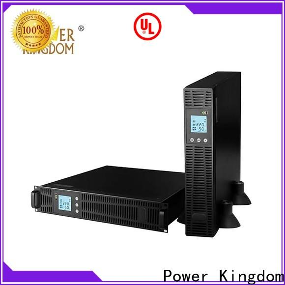 Power Kingdom rack mount ups power supply factory for IDF/network closets