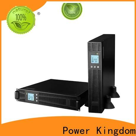 Power Kingdom uninterrupted power supply online manufacturers for large network peripherals