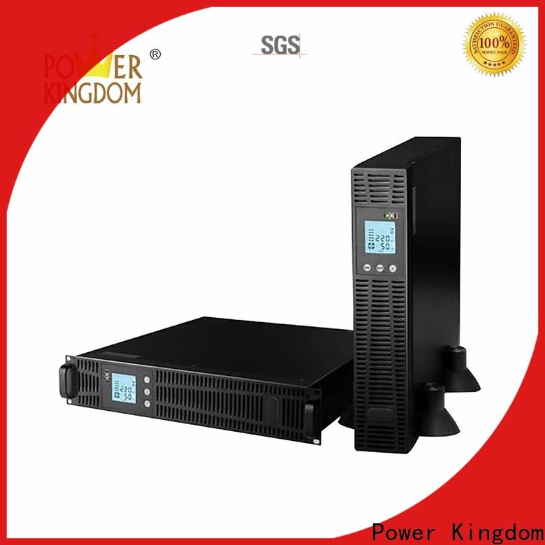 Power Kingdom Latest used ups systems company for VoIP and workstations