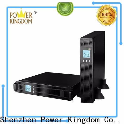 Power Kingdom New ups & battery manufacturers for VoIP and workstations