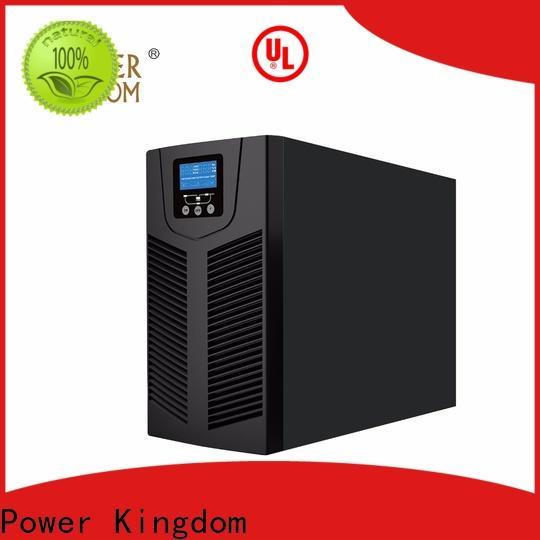 Power Kingdom 24v deep cycle battery company Railway systems