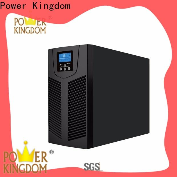 Power Kingdom agm battery manufacturers Supply Railway systems