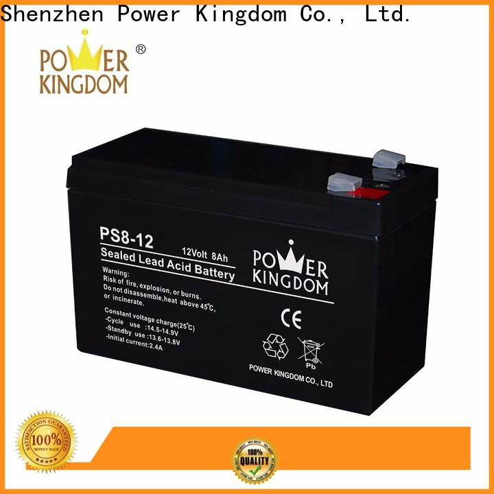 Power Kingdom lead acid battery amp hours inquire now solor system