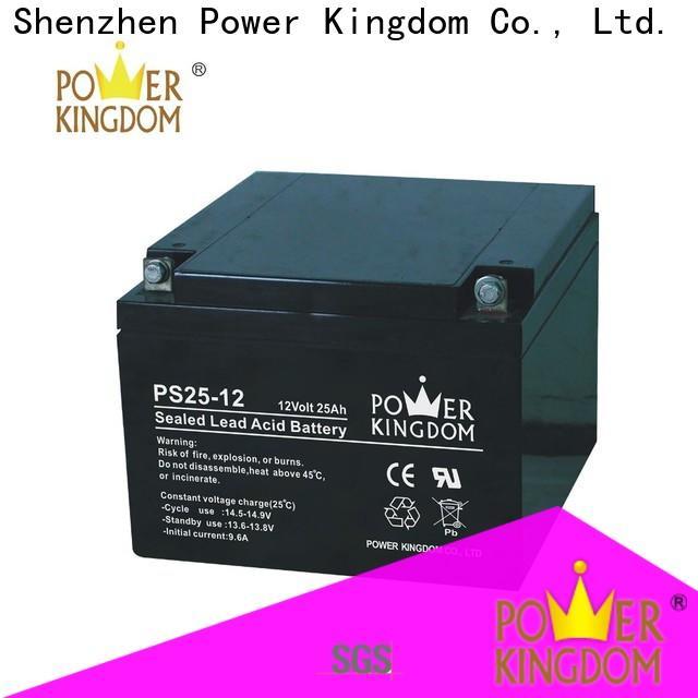 Power Kingdom Best 4v 4ah lead acid battery for business solor system