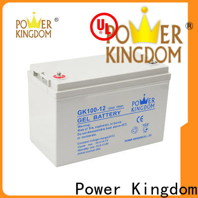 higher specific energy trickle charge lead acid battery with good price solor system