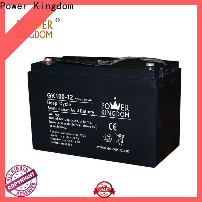 Power Kingdom ups lead acid battery inquire now wind power system