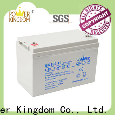 Power Kingdom lead acid battery recovery Suppliers medical equipment