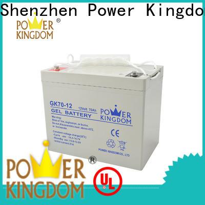 Power Kingdom panasonic sealed lead acid battery company solor system