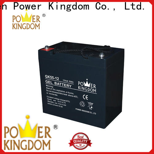 Power Kingdom sealed cell battery Suppliers medical equipment