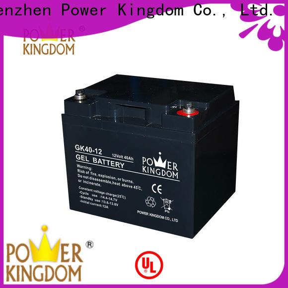Power Kingdom battery charging basics Supply wind power system