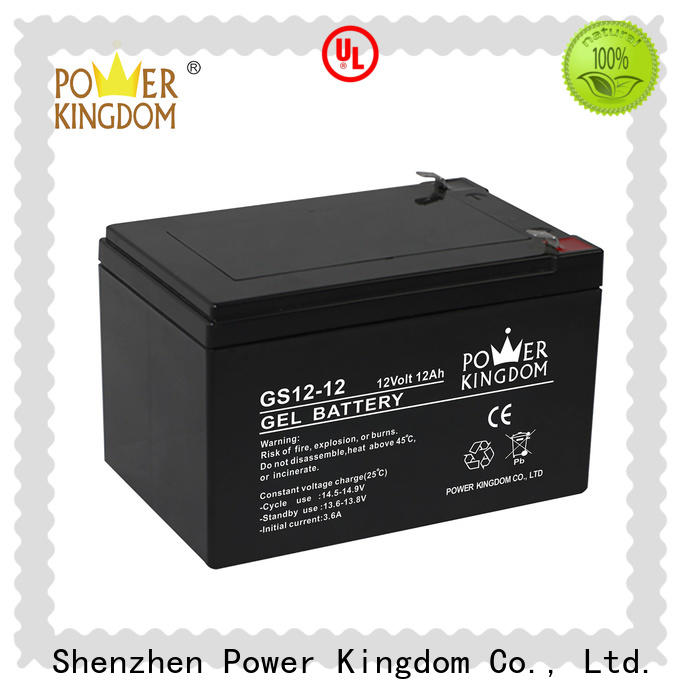 long standby life 12v 4ah lead acid battery factory wind power system