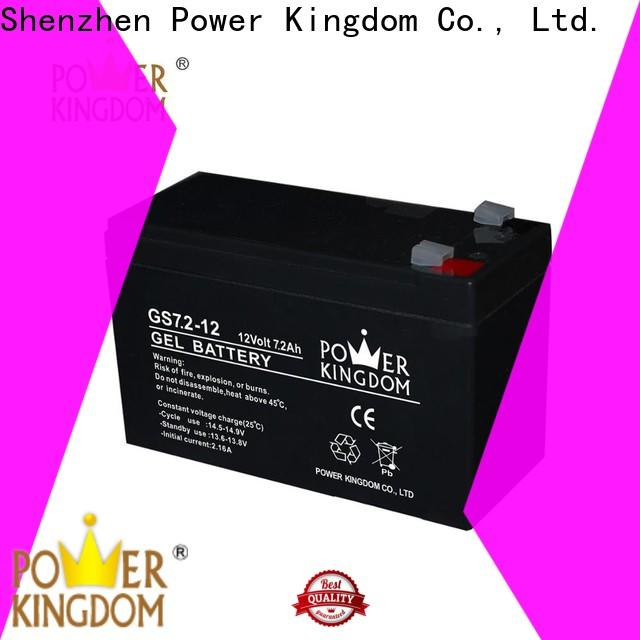 higher specific energy lead acid battery specs factory medical equipment