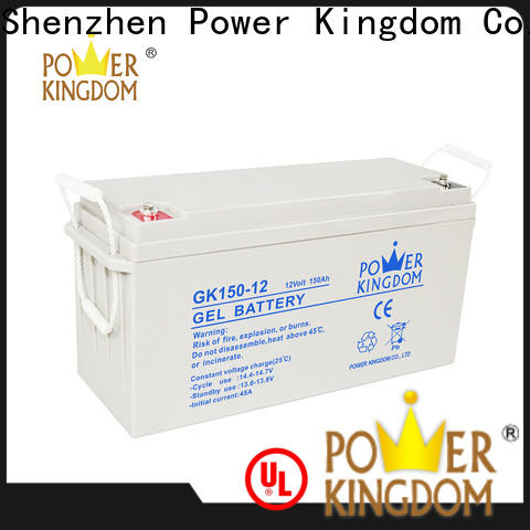 Power Kingdom New 6 volt lead acid battery charger Supply solor system