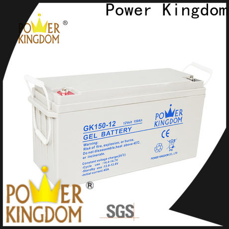 Power Kingdom 12v 4ah sla battery Supply medical equipment