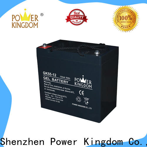 Power Kingdom Best sealed lead acid battery maintenance company solor system