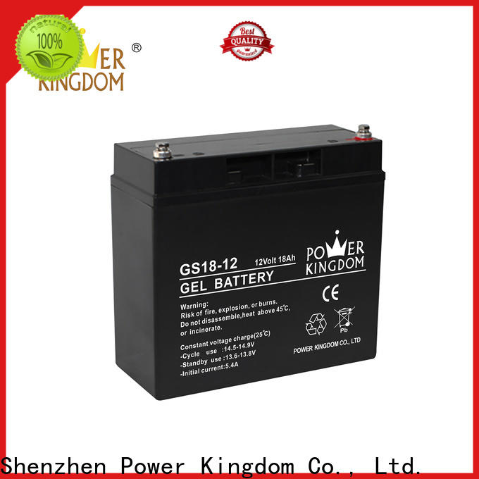 Power Kingdom np series batteries factory wind power system