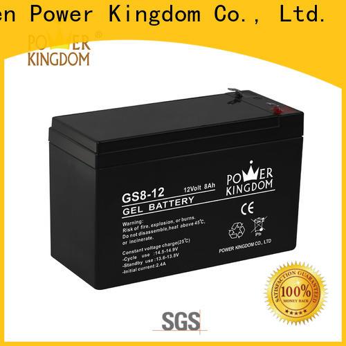 Power Kingdom New sealed lead acid battery 12v 200ah Supply medical equipment