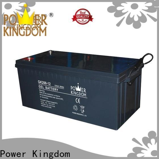 Custom lead acid batterys for business solor system
