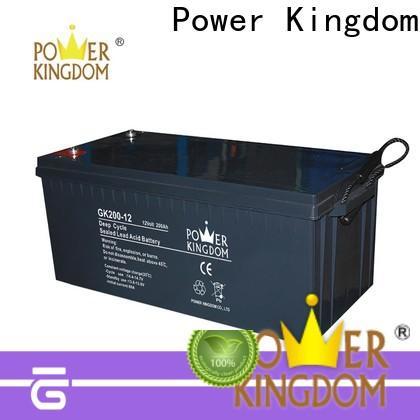 Wholesale sealed lead acid battery 6v 12ah factory medical equipment