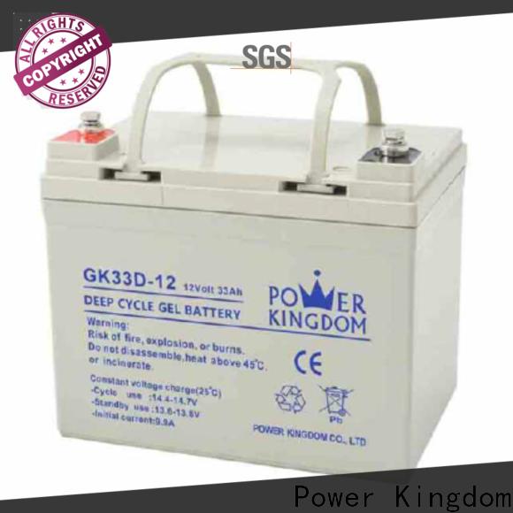 Power Kingdom positive plates design wind power system