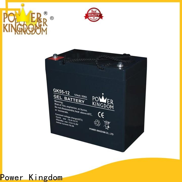 Power Kingdom triple i 12v battery inquire now wind power system