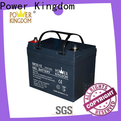Power Kingdom Latest 2 volt sealed lead acid battery Supply solor system