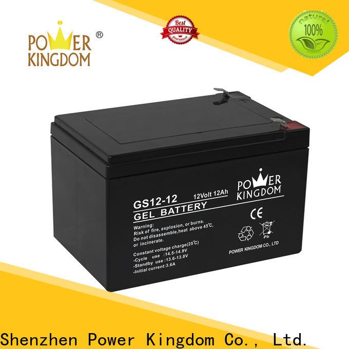 high consistency 12v 7ah sealed lead battery company medical equipment