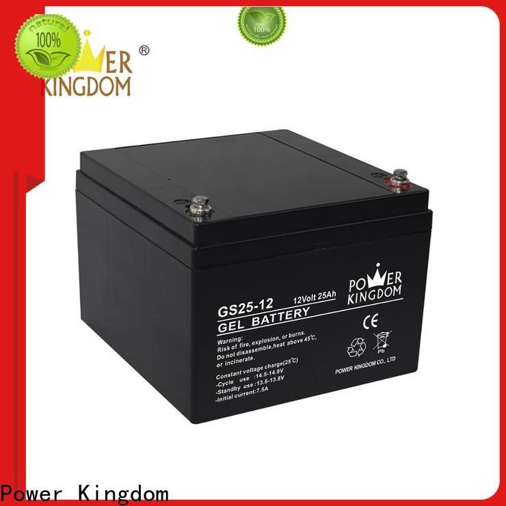 Latest lead acid batteries create design solor system
