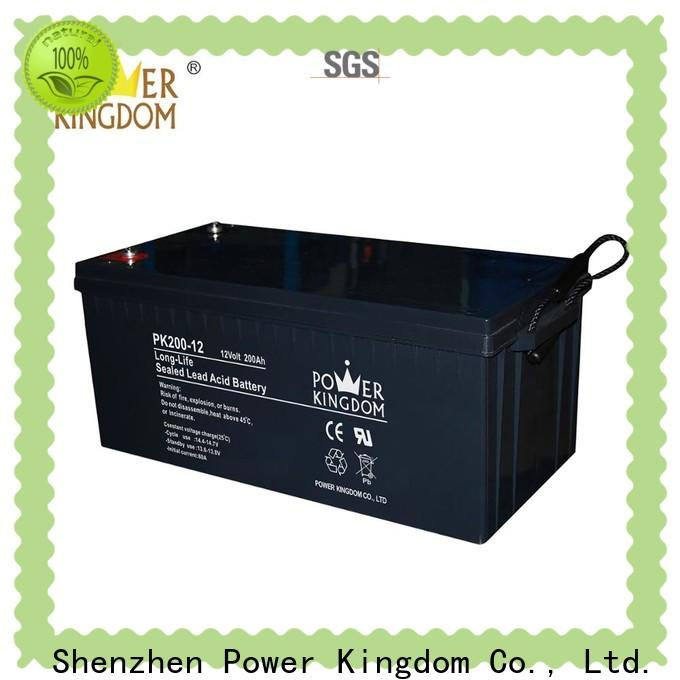New rechargeable 12v 7ah sealed battery Suppliers solor system