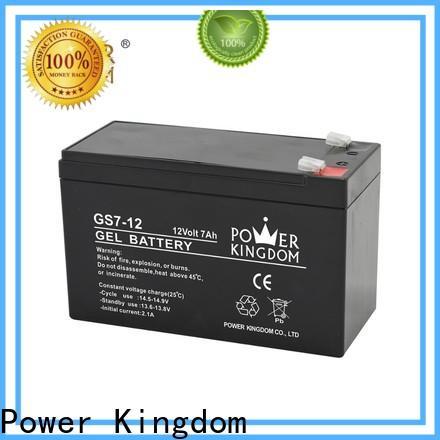 Power Kingdom vented lead acid battery manufacturers solor system