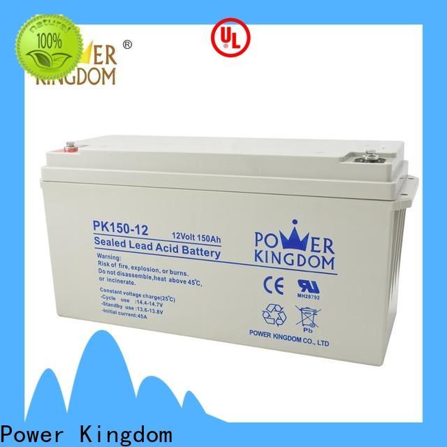 Power Kingdom Custom sla battery suppliers Suppliers medical equipment