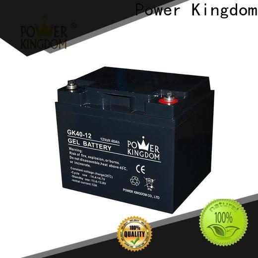 Power Kingdom Wholesale 9v sealed lead acid battery manufacturers wind power system