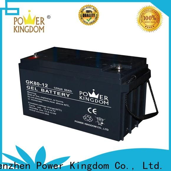 Power Kingdom lead acid battery acid inquire now solor system