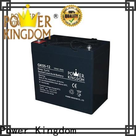 Power Kingdom lead sponge Supply solor system