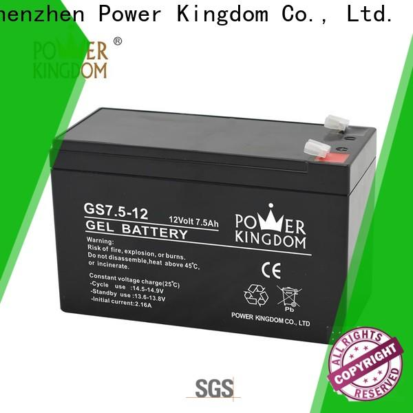 long standby life lead acid battery maintenance tips Supply solor system