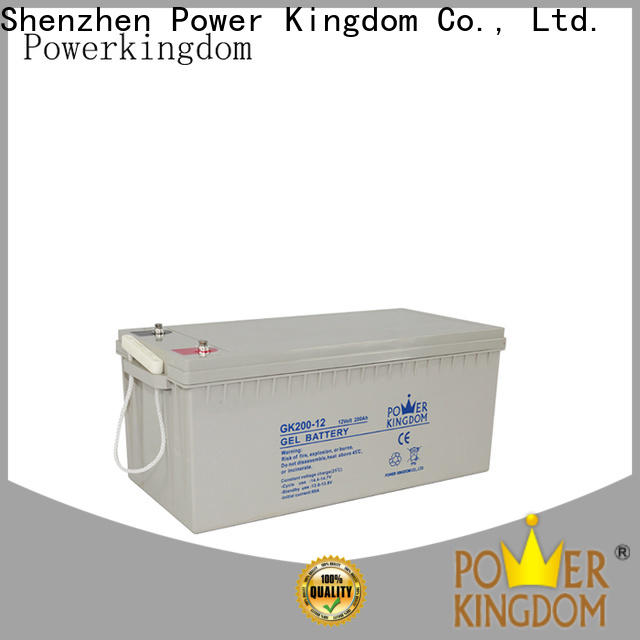 high consistency 4 volt lead acid battery factory wind power system
