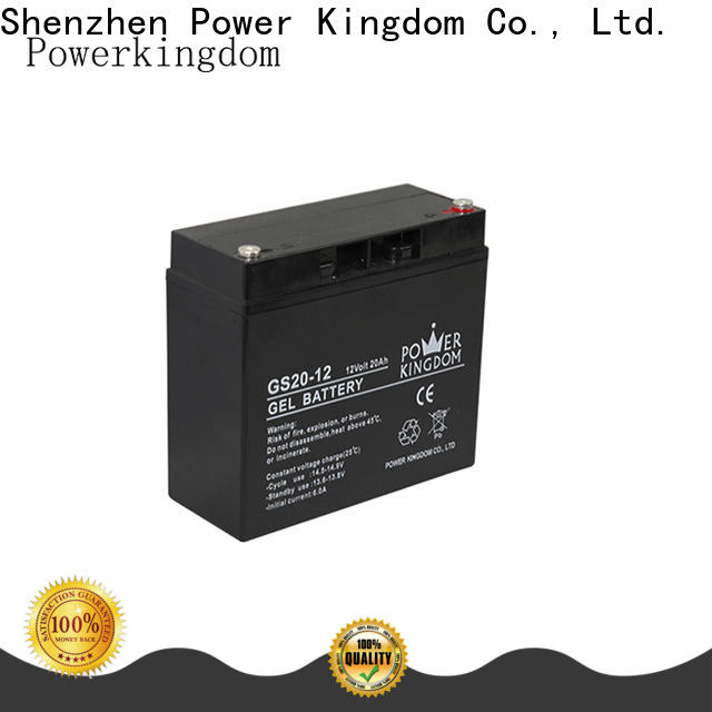 Power Kingdom lead acid battery box Suppliers solor system
