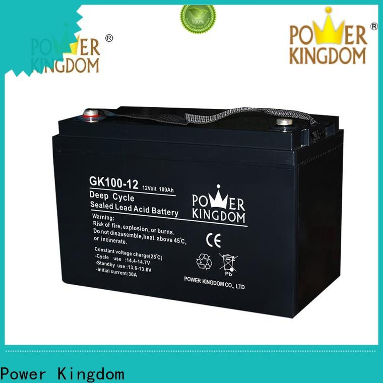 long standby life lead acid battery holder manufacturers solor system