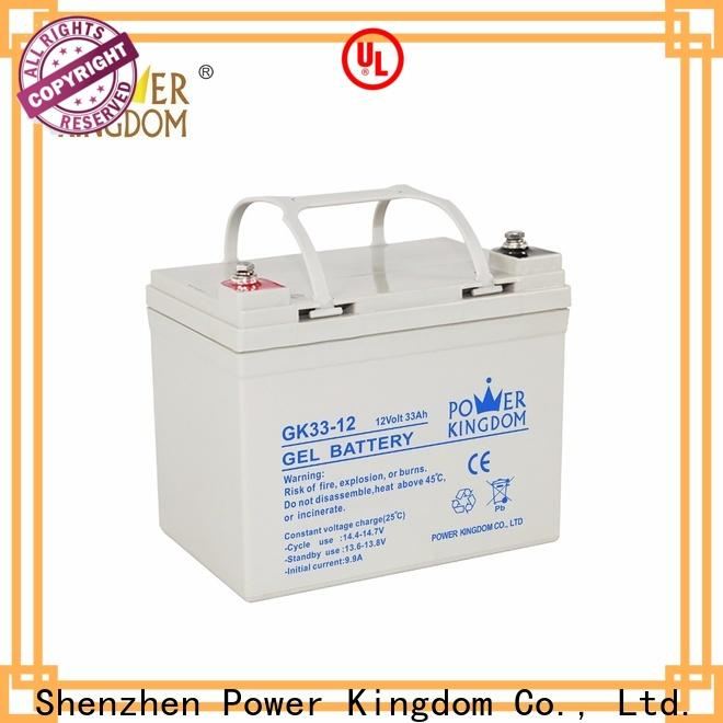 Power Kingdom Top lead acid battery resistance company wind power system
