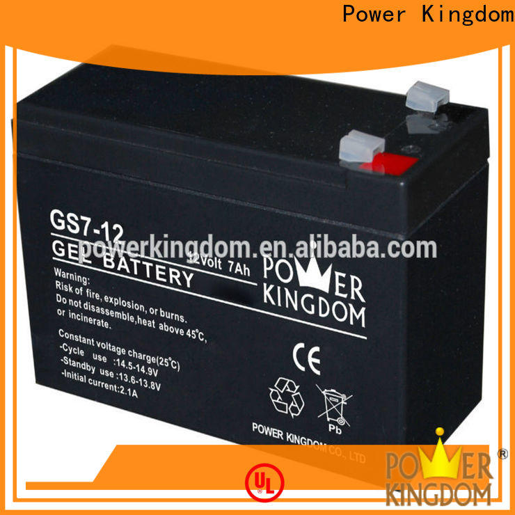 Power Kingdom sealed lead acid battery suppliers Suppliers medical equipment