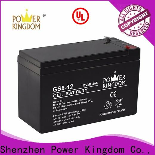 Top 12 volt 12ah sealed lead acid rechargeable battery with good price wind power system