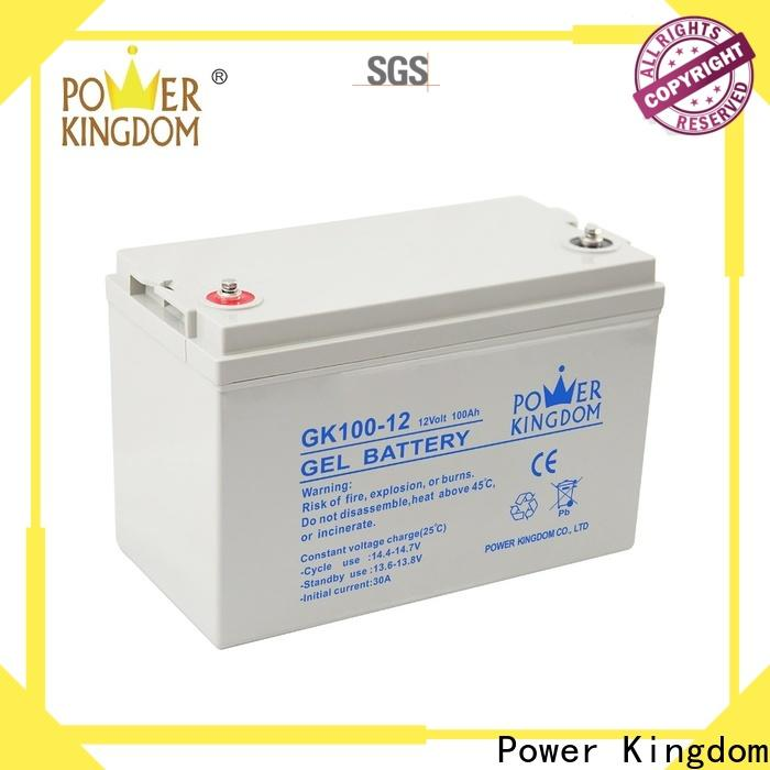 Power Kingdom Latest shipping lead acid batteries inquire now medical equipment