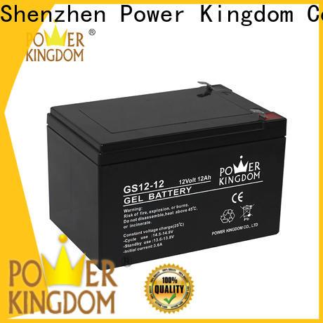 Heat sealed design 12 volt sealed agm battery Suppliers