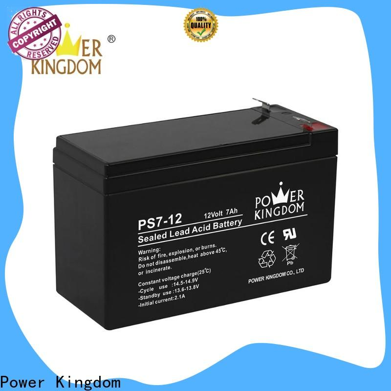 cycle 4d agm battery personalized vehile and power storage system