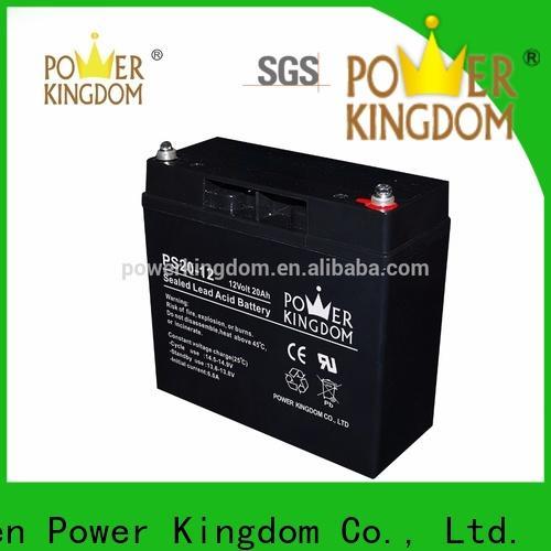 Power Kingdom High-quality deep draw batteries manufacturers