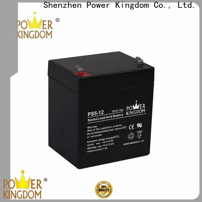 Power Kingdom cycle batteries deep cell Supply