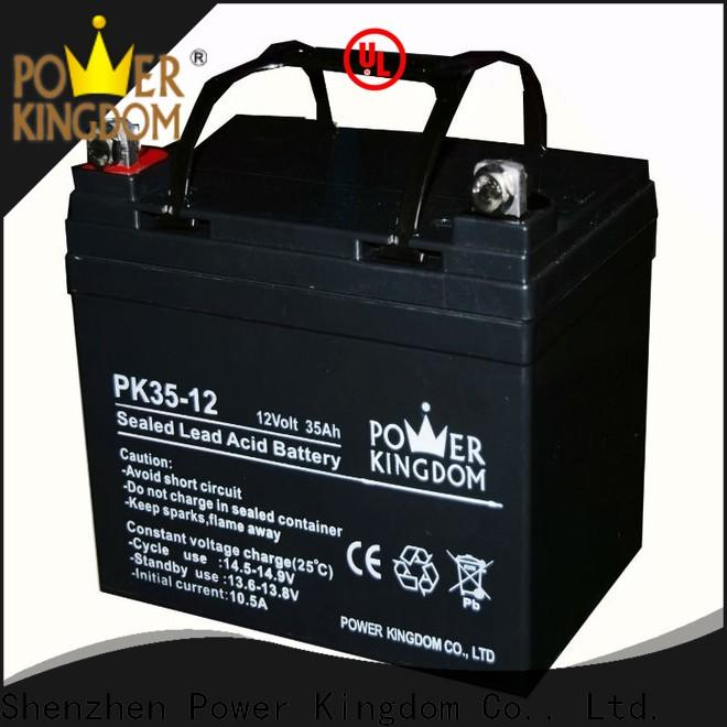 Wholesale 24 volt agm battery factory wind power systems